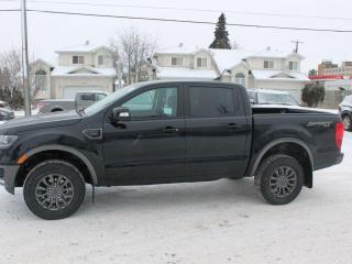 New 2021 Ford Ranger Lariat | 501a | 4x4 | Sport Pkg | Remote Starter | Tech Pkg for sale in Edmonton, AB