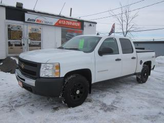 Used 2012 Chevrolet Silverado 1500 WT for sale in Gloucester, ON