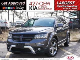 Used 2016 Dodge Journey Crossroad for sale in Etobicoke, ON