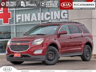 Used 2017 Chevrolet Equinox LT | Cruise | Backup Camera | Bluetooth for sale in St Catharines, ON