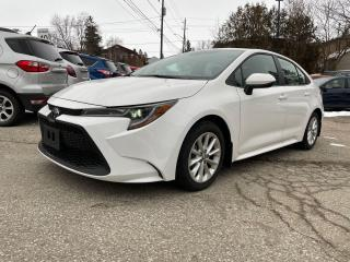 Used 2020 Toyota Corolla LE for sale in Bradford, ON