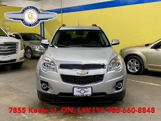 Used 2012 Chevrolet Equinox LT AWD, 2 Years Warranty for sale in Vaughan, ON