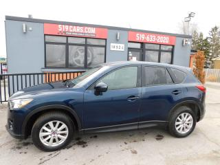 Used 2016 Mazda CX-5 GS|AWD|BACKUP CAMERA|SUNROOF for sale in St. Thomas, ON