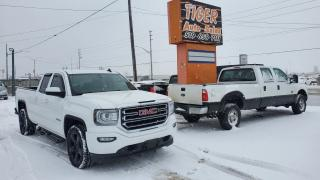 Used 2018 GMC Sierra 1500 ELEVATION PKG*ONLY 54KMS*4X4*5.3L V8*CERTIFIED for sale in London, ON