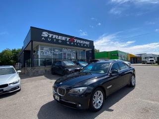 Used 2012 BMW 7 Series 750i xDrive for sale in Markham, ON