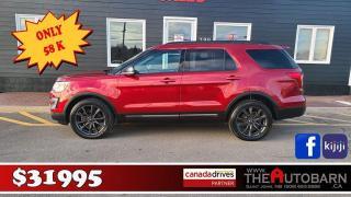 Used 2017 Ford Explorer XLT for sale in Saint John, NB