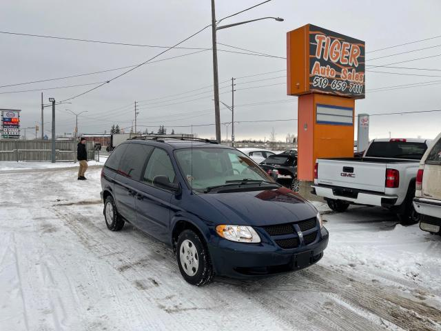2002 Dodge Caravan SE**ONLY 84KMS**VERY CLEAN**3.3L V6**CERTIFIED