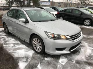 Used 2013 Honda Accord 4 CYLINDERS,ALLOY RIMS,SAFETY+3Y WARRANTY INCL for sale in Toronto, ON