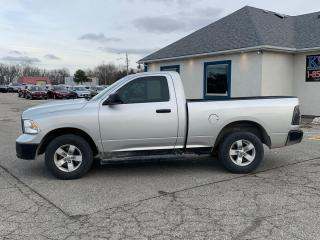 Used 2017 RAM 1500 SLT/4X4/3.6L/NO ACCIDENTS/SAFETY INCLUDED for sale in Cambridge, ON
