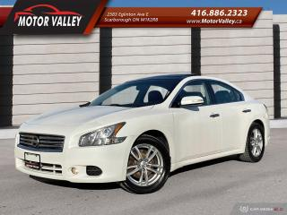 Used 2013 Nissan Maxima 3.5 SV Navigation / Camera / Pano Roof! No Acciden for sale in Scarborough, ON