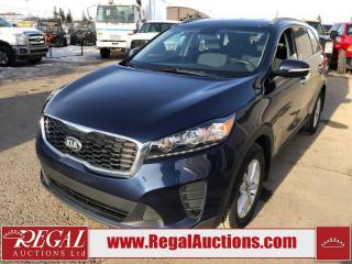 Used 2019 Kia Sorento LX 4D Utility AWD 2.4L for sale in Calgary, AB