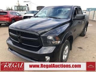 Used 2016 RAM 1500 EXPRESS QUAD CAB SWB 4WD 3.6L for sale in Calgary, AB
