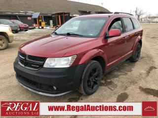 Used 2011 Dodge Journey SXT 4D Utility FWD 3.6L for sale in Calgary, AB