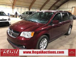 Used 2019 Dodge Grand Caravan PREMIUM PLUS 4D VAN FWD 3.6L for sale in Calgary, AB