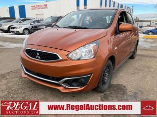 Used 2018 Mitsubishi Mirage ES PLUS 5D HATCHBACK 5SP for sale in Calgary, AB