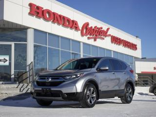 Used 2018 Honda CR-V LX AWD | HEATED SEATS | BLUETOOTH for sale in Winnipeg, MB