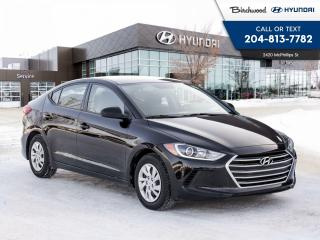 Used 2017 Hyundai Elantra L | Heated Seats | Bluetooth | Air conditioning | for sale in Winnipeg, MB