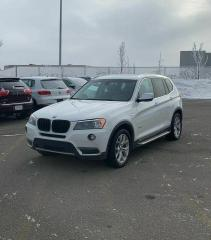 Used 2013 BMW X3 28i | $0 DOWN-EVERYONE APPROVED! for sale in Calgary, AB