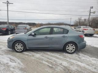 Used 2012 Mazda MAZDA3 GX LOW KMS CERTIFIED for sale in Stouffville, ON