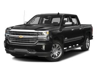 Used 2017 Chevrolet Silverado 1500 High Country for sale in Moose Jaw, SK