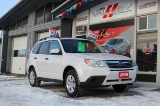 Used 2009 Subaru Forester (Natl) X w/Premium Pkg for sale in Sudbury, ON