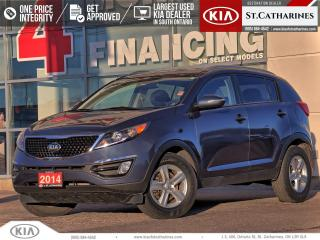 Used 2014 Kia Sportage LX for sale in St Catharines, ON