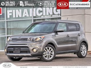 Used 2019 Kia Soul EX+ | ANDROID AUTO | 7INCH DISPLAY | ROOF RACK for sale in St Catharines, ON