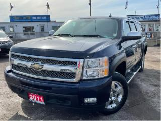 Used 2011 Chevrolet Silverado 1500 LTZ for sale in Whitby, ON
