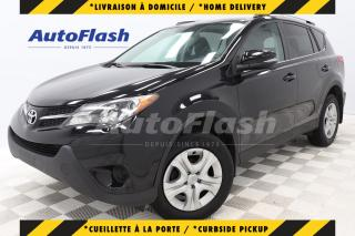 Used 2015 Toyota RAV4 LE* AWD* CAMERA* BLUETOOTH* CRUISE* A/C* for sale in Saint-Hubert, QC