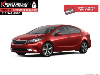 Used 2018 Kia Forte LX   ONE Owner   Heated Seats   Backup Camera for sale in Kingston, ON