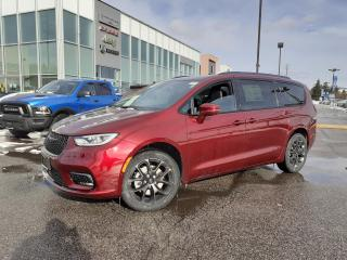New 2021 Chrysler Pacifica TOURING L PLUS ALL WHEEL DRIVE LEATHER SUNROOF for sale in Pickering, ON