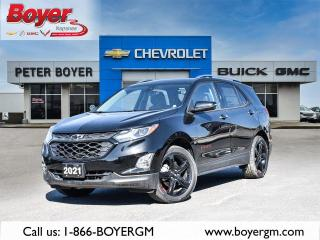 New 2021 Chevrolet Equinox Premier for sale in Napanee, ON