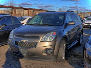 Used 2012 Chevrolet Equinox LTZ | AS-IS for sale in St Catharines, ON
