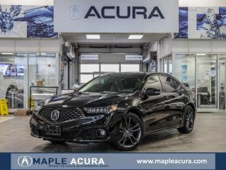 Used 2020 Acura TLX Tech A-Spec, Manager's Special for sale in Maple, ON