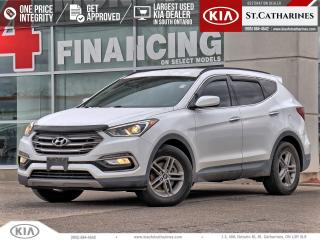 Used 2017 Hyundai Santa Fe Sport 2.4L | Backup Camera | Cruise | Alloy Rims for sale in St Catharines, ON
