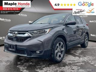 Used 2018 Honda CR-V EX-L| Car Play| Android Auto| Lane Watch Camera for sale in Vaughan, ON