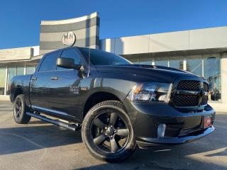 Used 2019 RAM 1500 Classic SLT SPORT APP CREW 4WD 5.7L HEMI REAR CAMERA for sale in Langley, BC