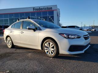 Used 2020 Subaru Impreza CONVENIENCE for sale in Fredericton, NB