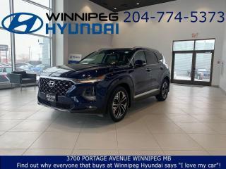 Used 2019 Hyundai Santa Fe Ultimate for sale in Winnipeg, MB