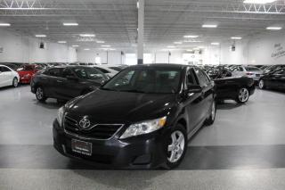 Used 2011 Toyota Camry LE I POWER OPTIONS I KEYLESS ENTRY I CRUISE I AS IS for sale in Mississauga, ON