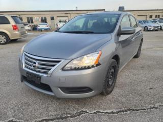 Used 2013 Nissan Sentra 4DR SDN for sale in Toronto, ON