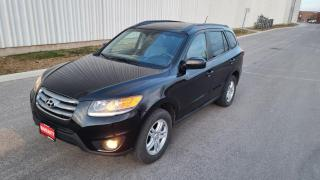 Used 2012 Hyundai Santa Fe AWD 4DR V6 AUTO GL for sale in Mississauga, ON