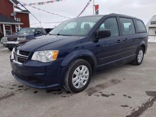 Used 2015 Dodge Grand Caravan SE for sale in Dunnville, ON