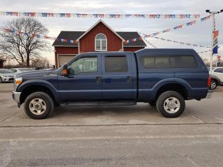 Used 2015 Ford F-250 SD XLT for sale in Dunnville, ON