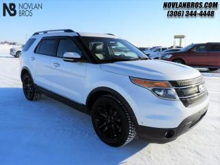 Used 2012 Ford Explorer Limited  - Navigation - Sunroof for sale in Paradise Hill, SK