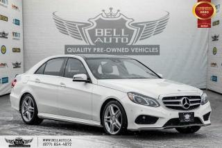 Used 2014 Mercedes-Benz E-Class E 350, NO ACCIDENTS, AWD, NAVI, REAR CAM, SUNROOF for sale in Toronto, ON