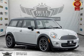 Used 2012 MINI Cooper Clubman PUSH START, ECO/SPORT MODE, SUNROOF, BLUETOOTH for sale in Toronto, ON