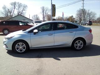 Used 2018 Chevrolet Cruze LT AUTO for sale in Leamington, ON