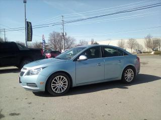 Used 2011 Chevrolet Cruze 2LT for sale in Leamington, ON