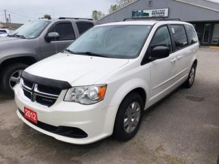 Used 2012 Dodge Grand Caravan SE for sale in Leamington, ON